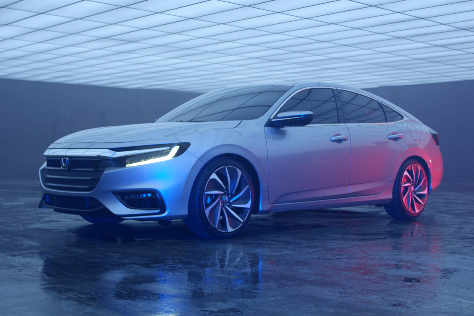 2019 Honda Insight Prototype 3