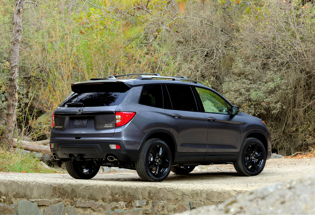 2019 Honda Passport Debuts Will Be Built In Alabama Autoguide Com