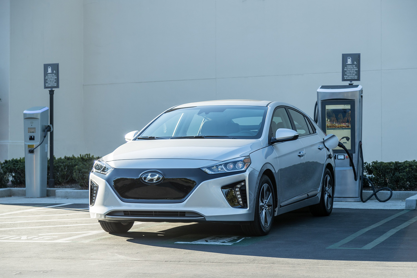2017 Ioniq Electric Vehicle Ev