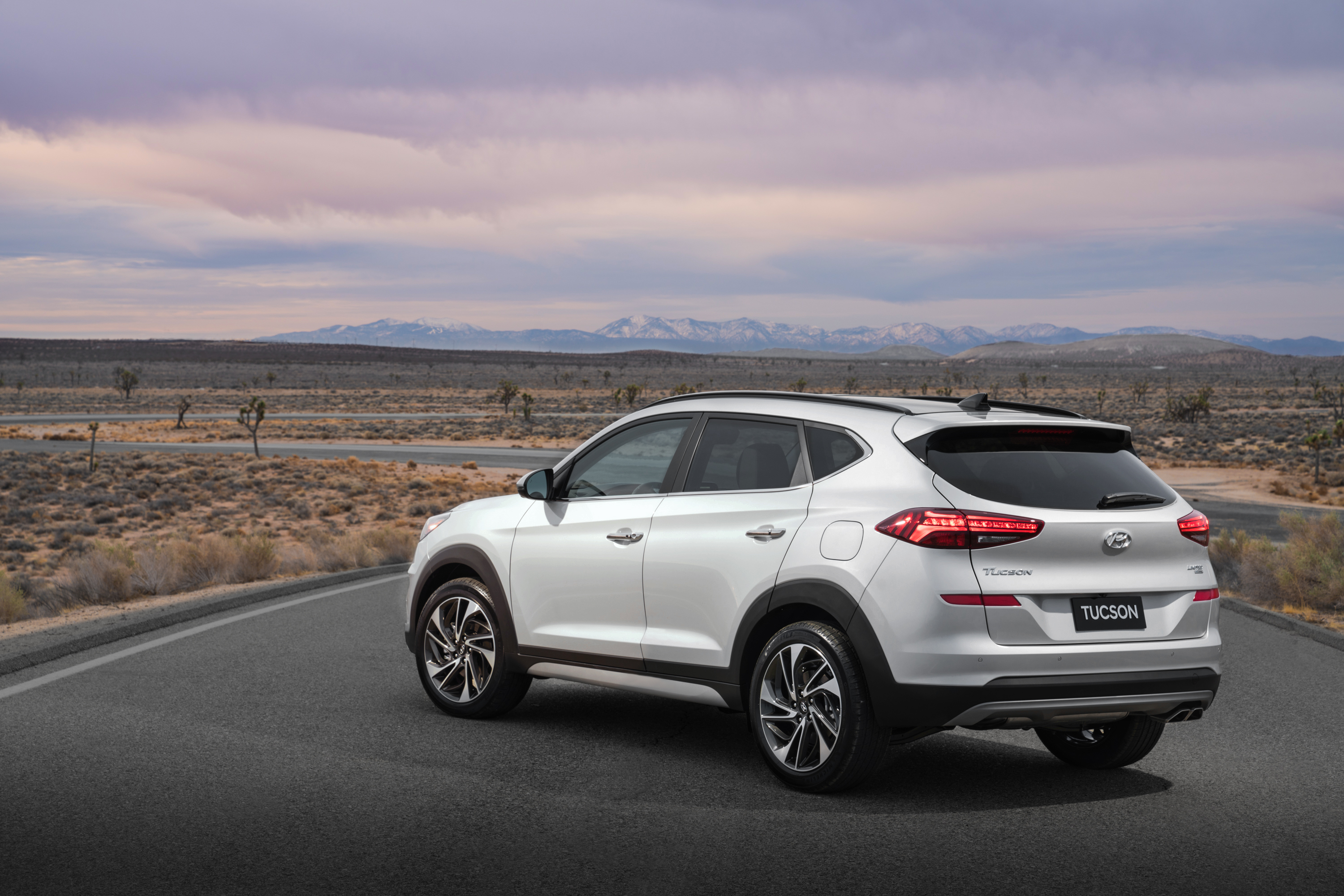 2019 hyundai tucson revealed (a week after the 2018 sport model