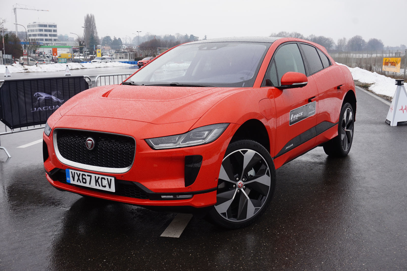 Able Auto Insurance >> Jaguar i-Pace First Drive: 5 Things I Learned After 3 ...