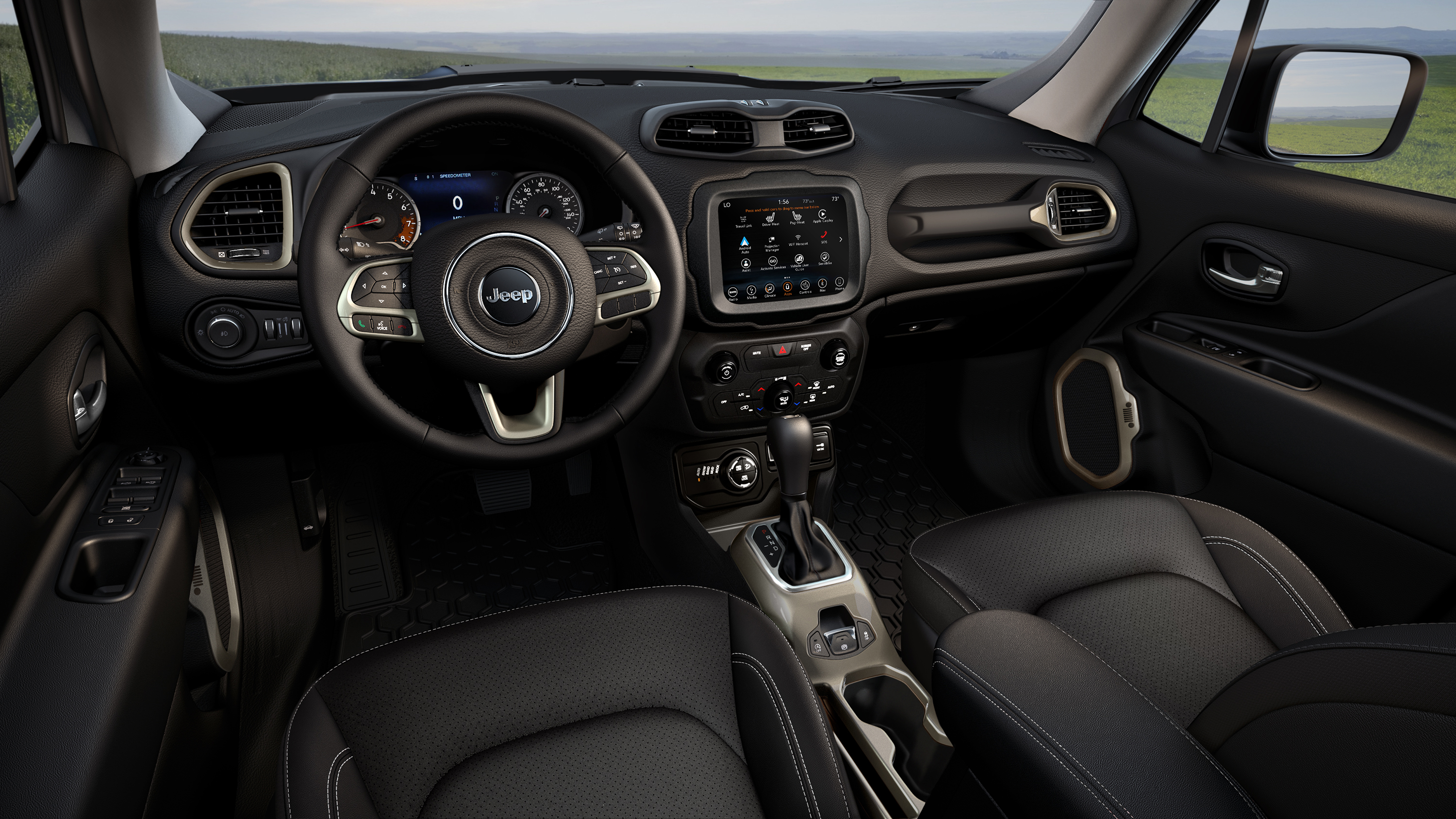 2019 Jeep Renegade Boosts Power With New Engine Autoguide Com News