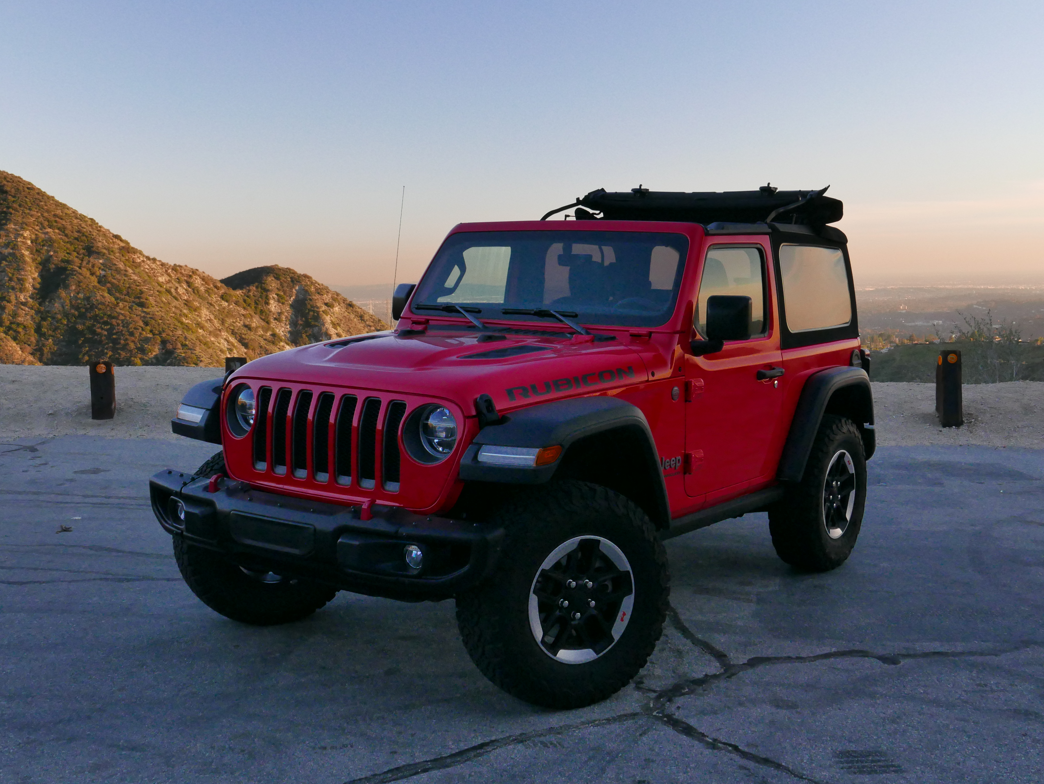 2019 Jeep Wrangler Rubicon Review Photo Benjamin Hunting