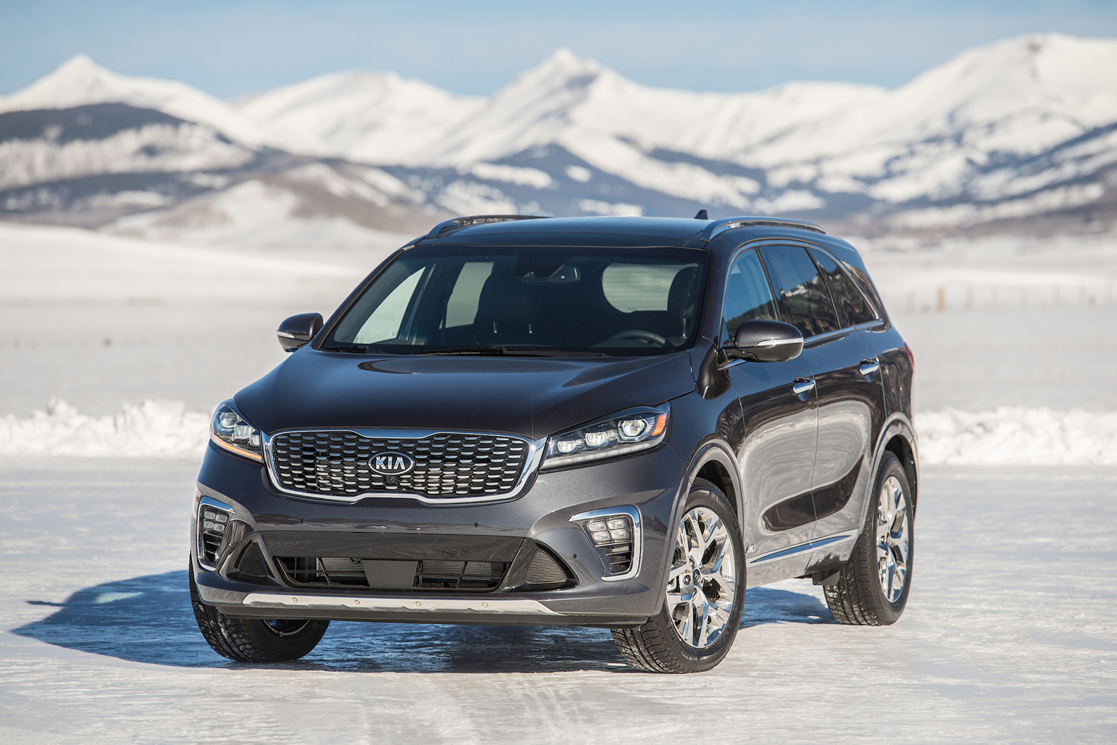 Toyota Of Pullman >> Updated 2019 Kia Sorento Gets a $90 Price Bump » AutoGuide.com News