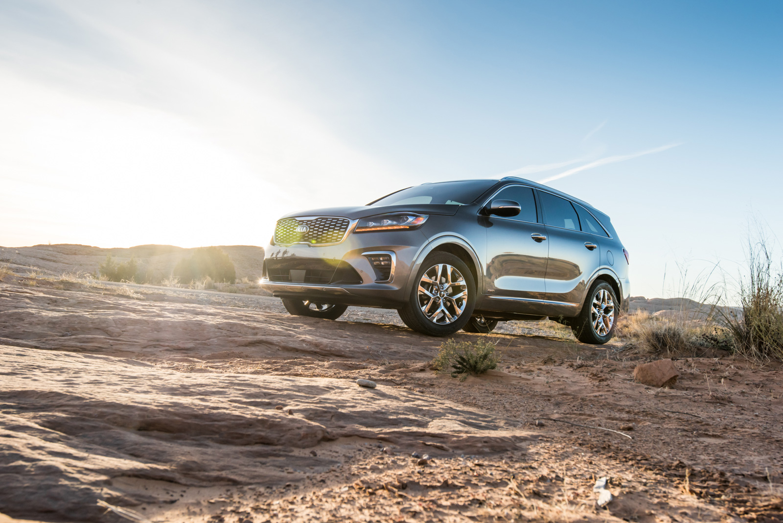 Full Coverage Auto Insurance >> 2019 Kia Sorento Shows Off its Off-Road Prowess ...