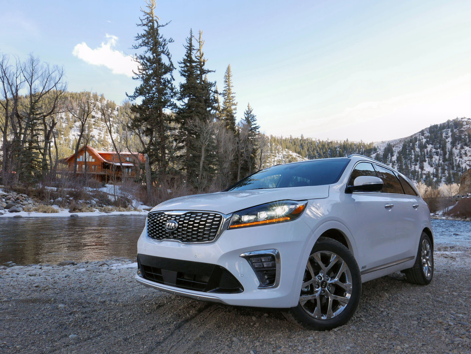 Where Is Nissan Made >> 2019 Kia Sorento Review and First Drive - AutoGuide.com