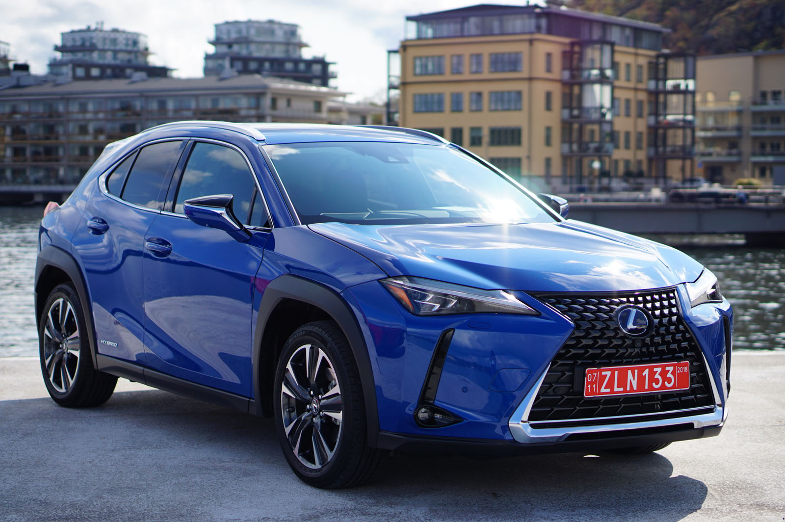 2019 Lexus Ux Review 200 And
