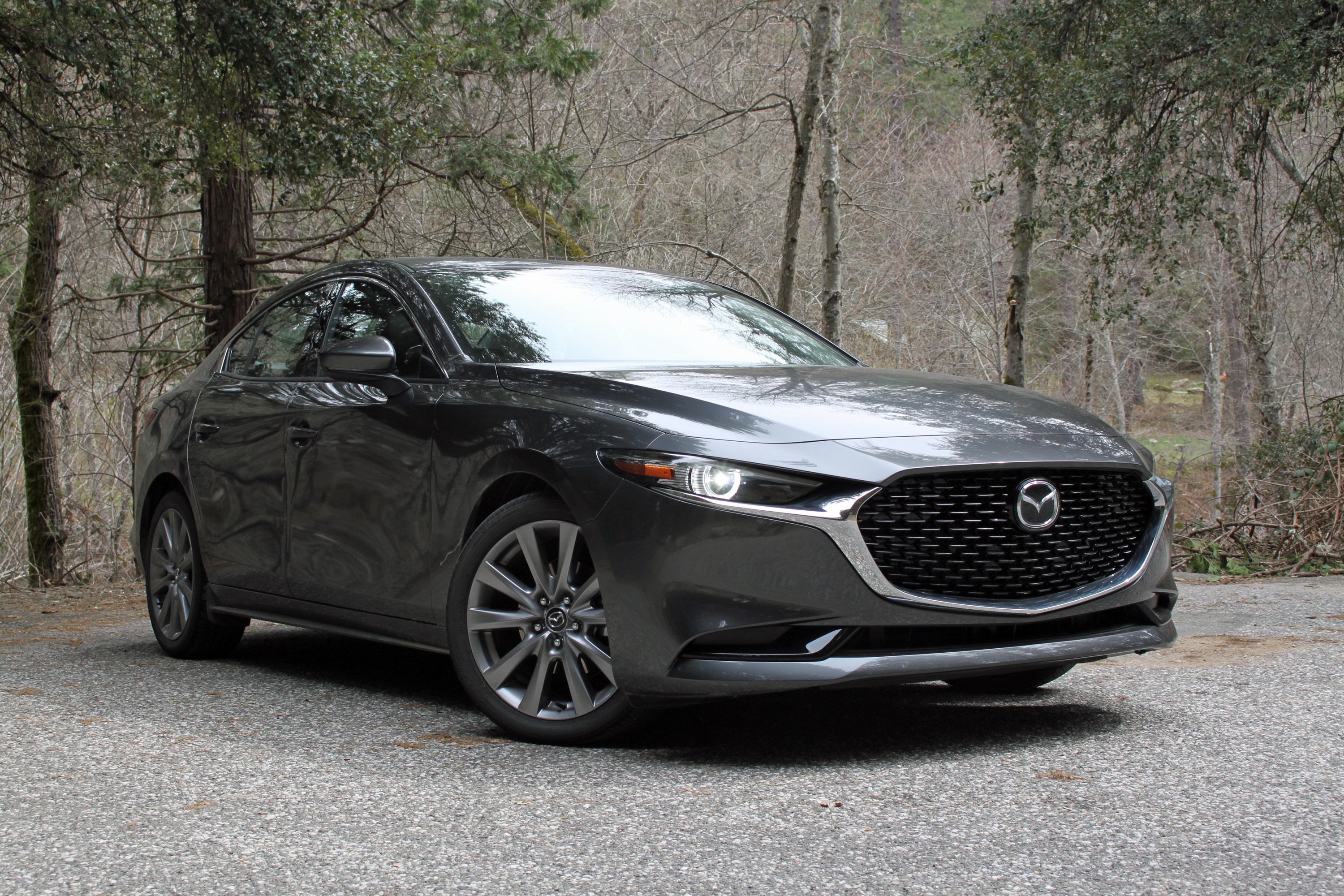 2019 Mazda3 Review: We Drive the AWD Model, Hatch and Sedan
