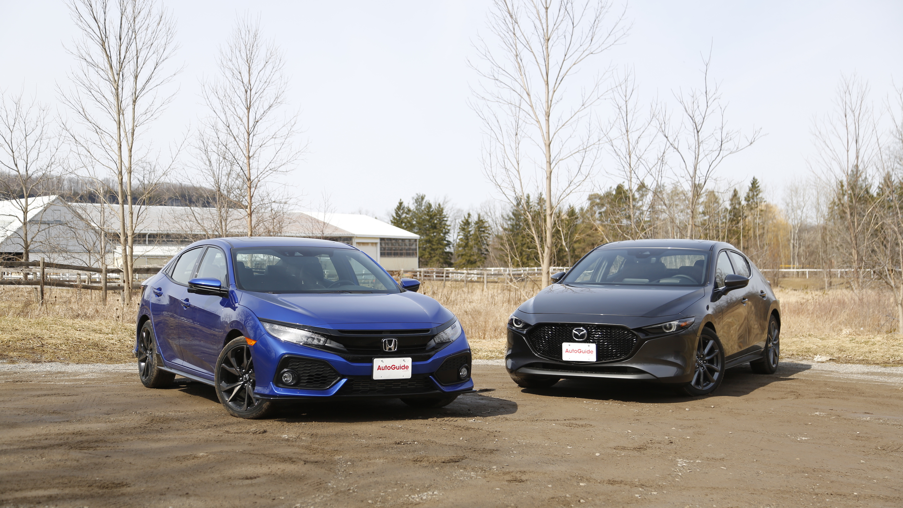 Mazda 3 Forum >> 2019 Honda Civic Vs Mazda3 Which One Is The Better
