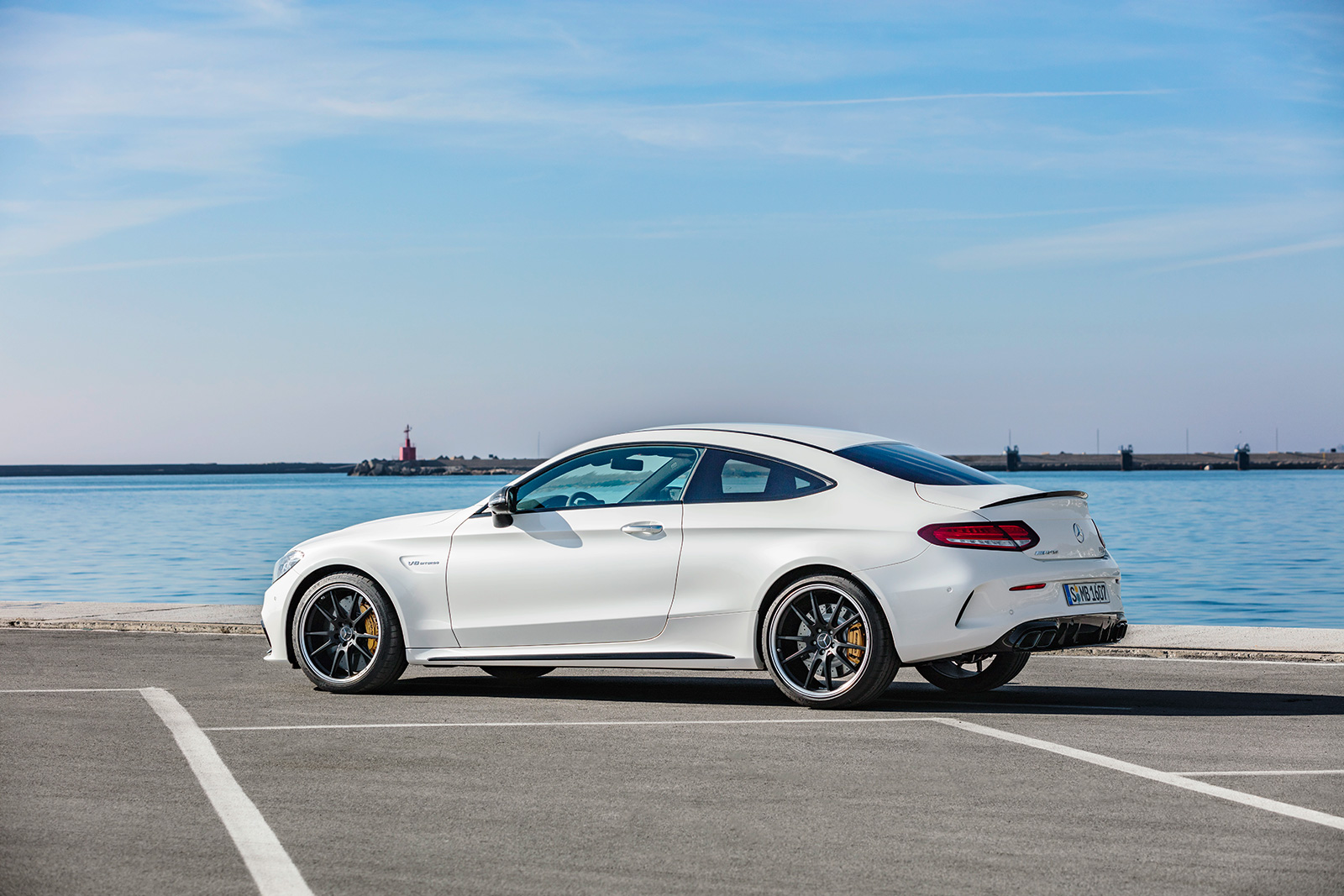 2019 Mercedes Amg C63 Gets 9 Speed Transmission Autoguide