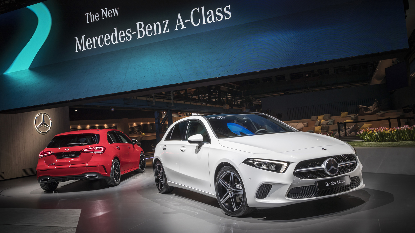 Canada is getting the mercedes benz a class hatch and for Mercedes benz in canada