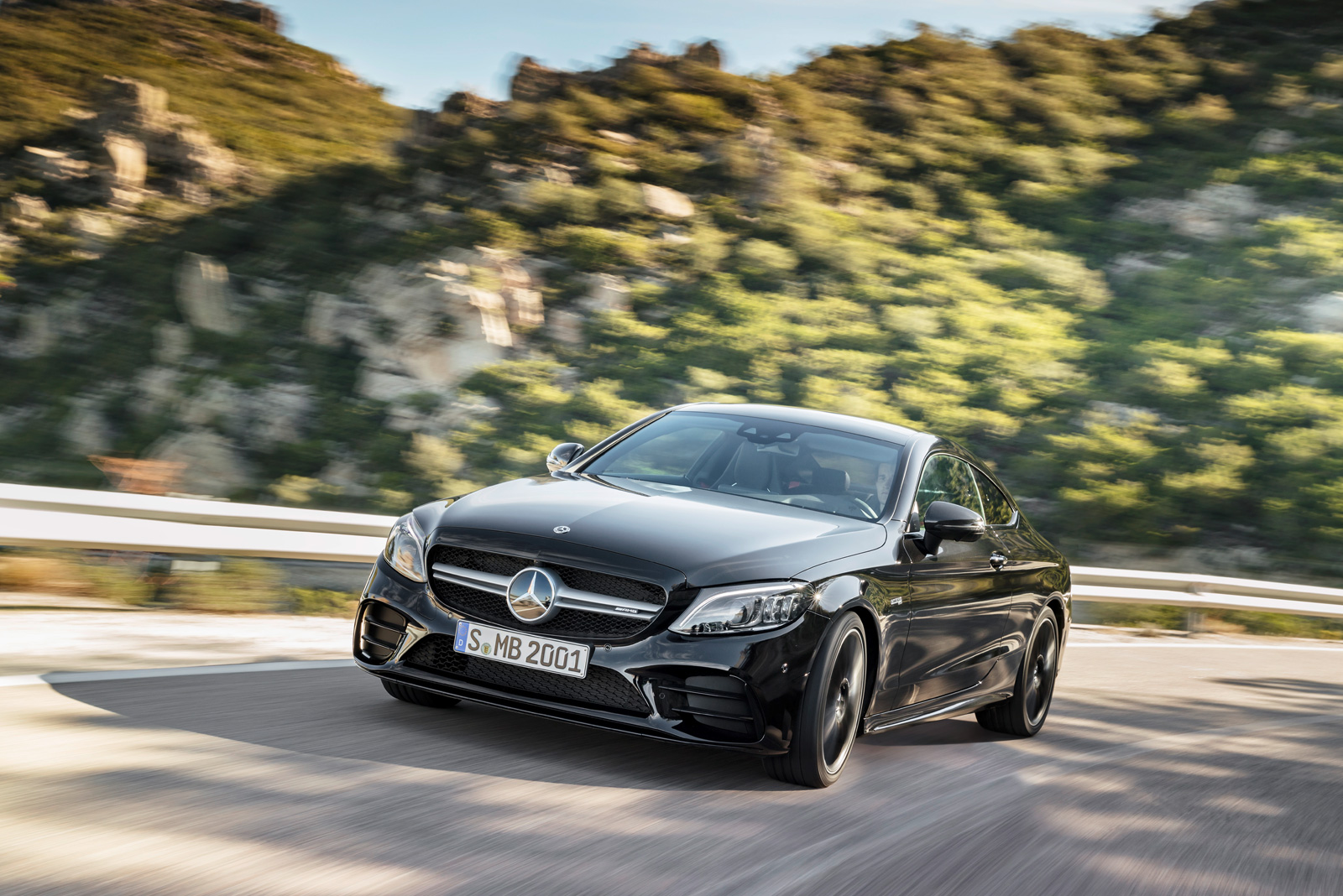 2019 mercedes c class coupe and convertible go on sale late 2018 news. Black Bedroom Furniture Sets. Home Design Ideas