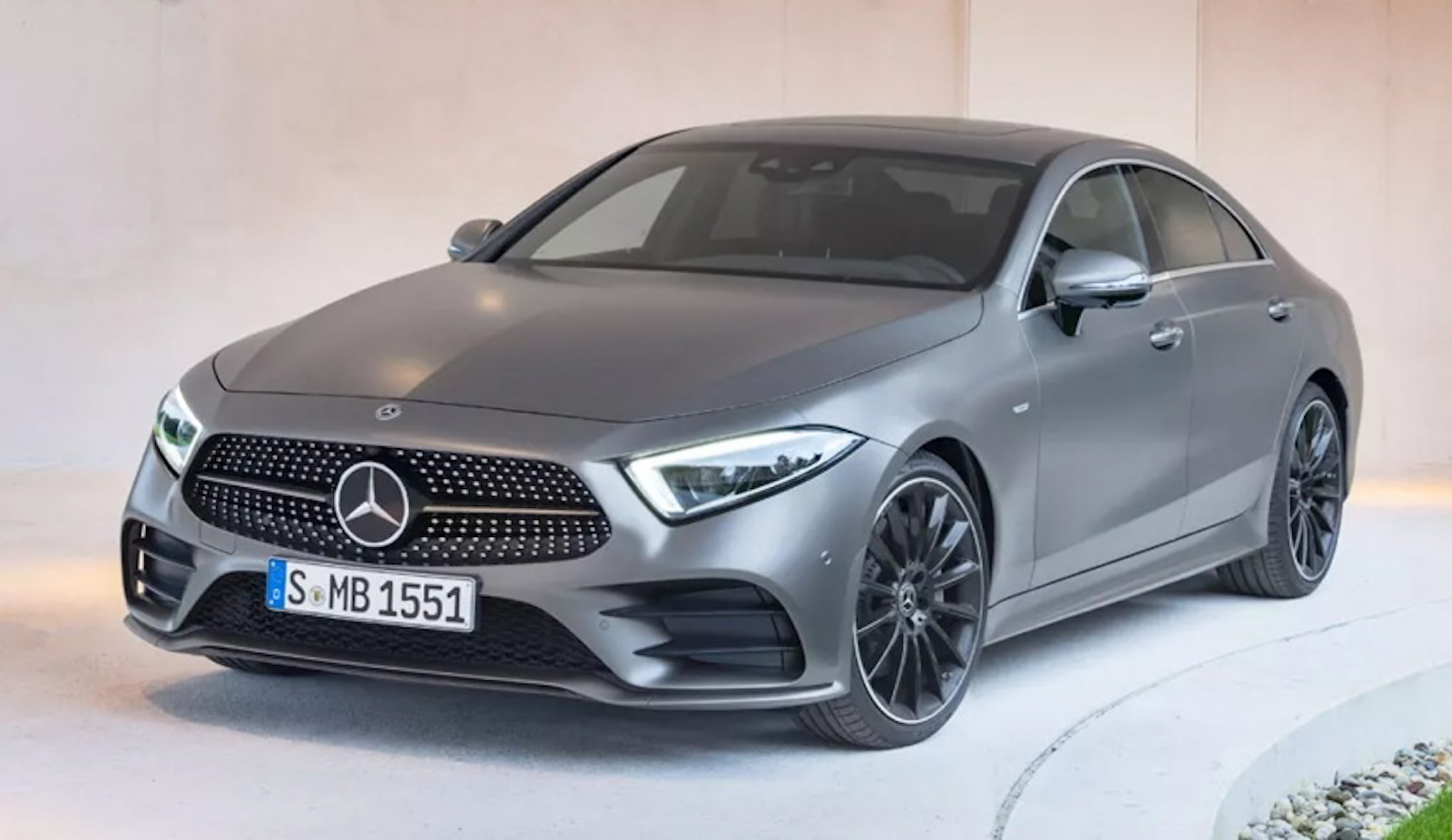 Say Hello To The New 2019 Mercedes Benz Cls 187 Autoguide