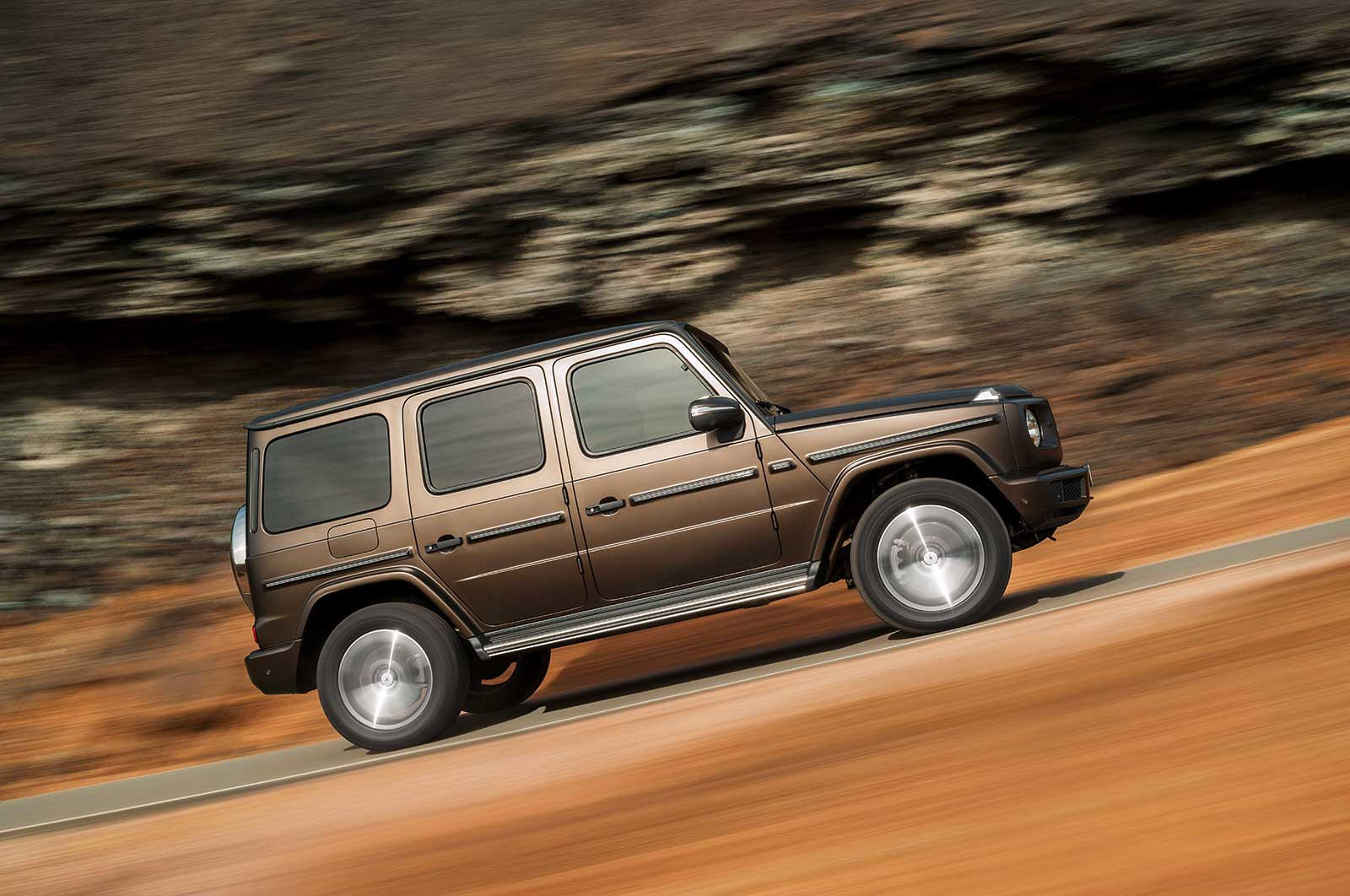 2019 mercedes benz g class just as rugged for How much mercedes benz