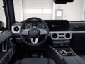 Exclusive interior: the G-Class, reinterpreted for today