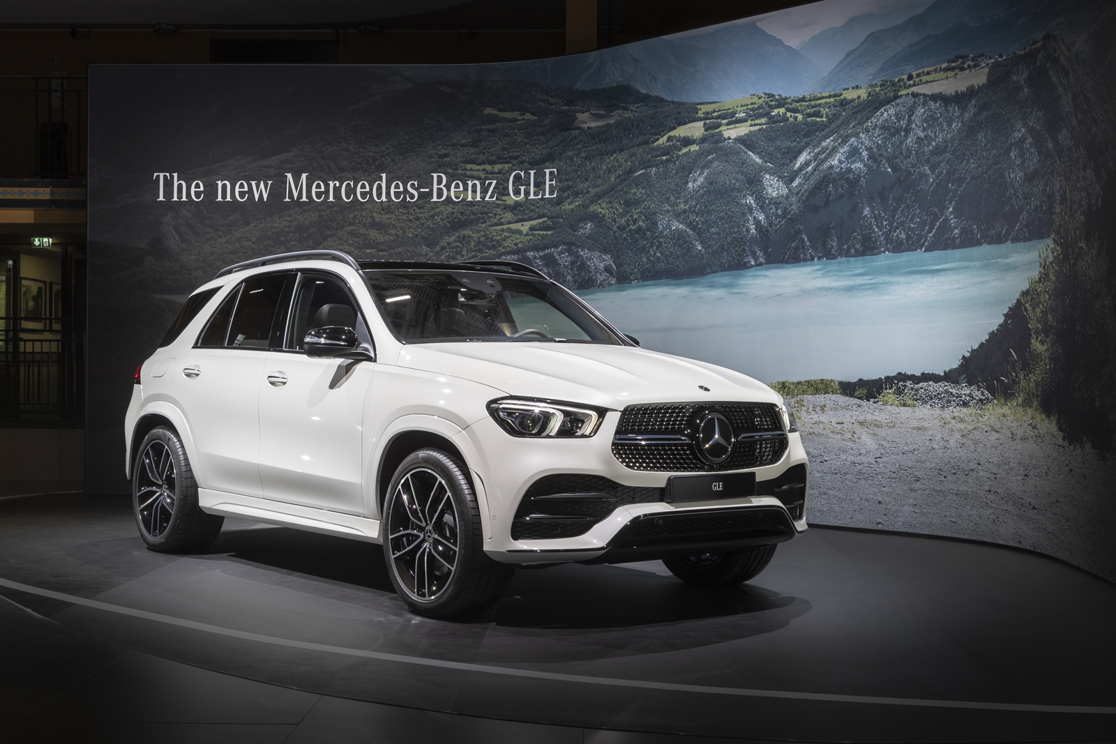 X The 2019 Mercedes Benz Gle