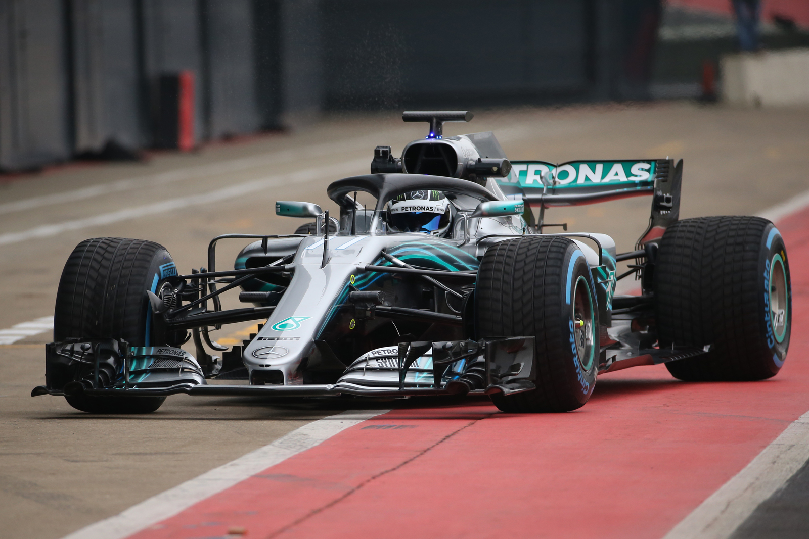The Latest Mercedes Amg F1 Car Looks Absolutely Bonkers