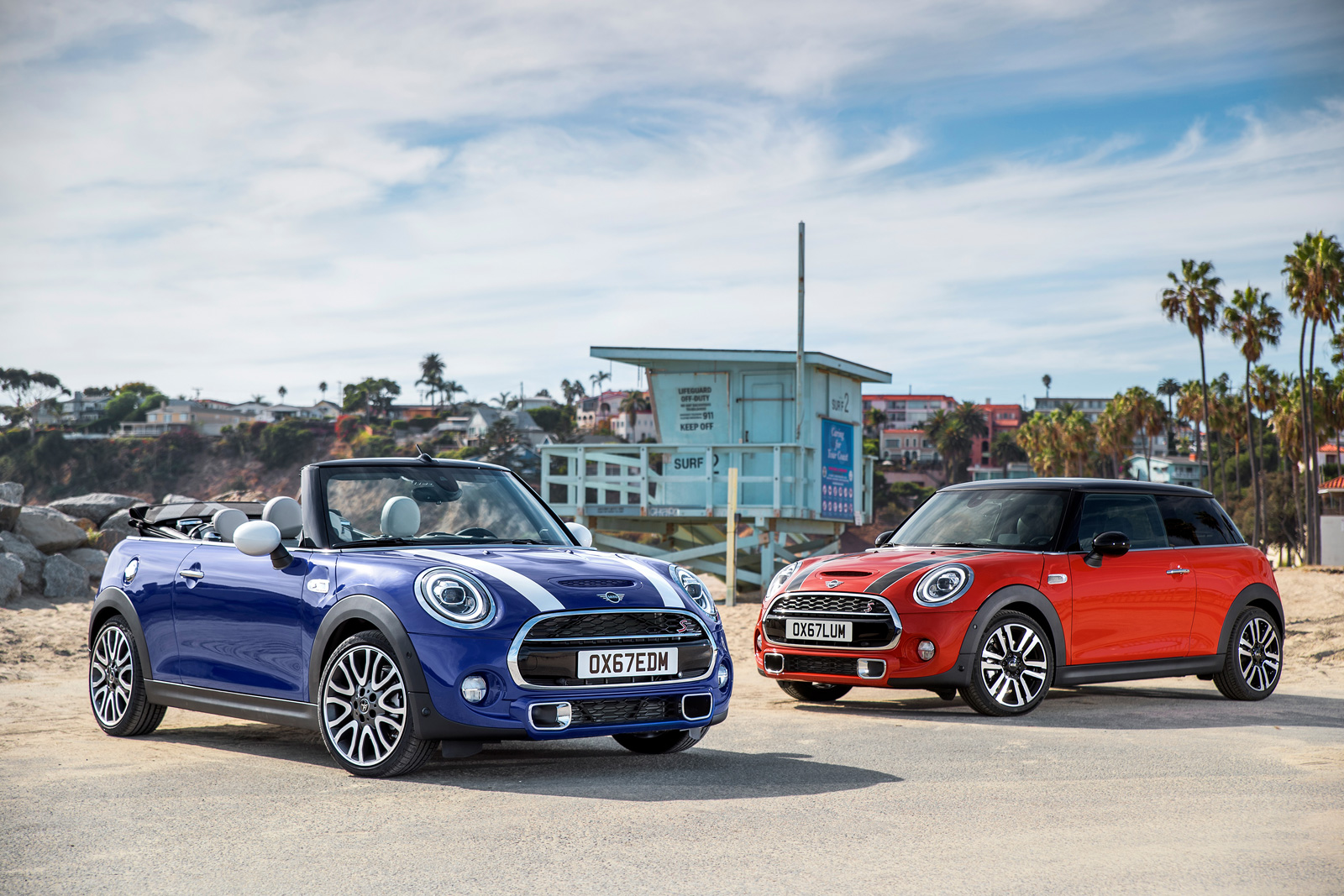 2019 mini cooper lineup receives minor updates news. Black Bedroom Furniture Sets. Home Design Ideas