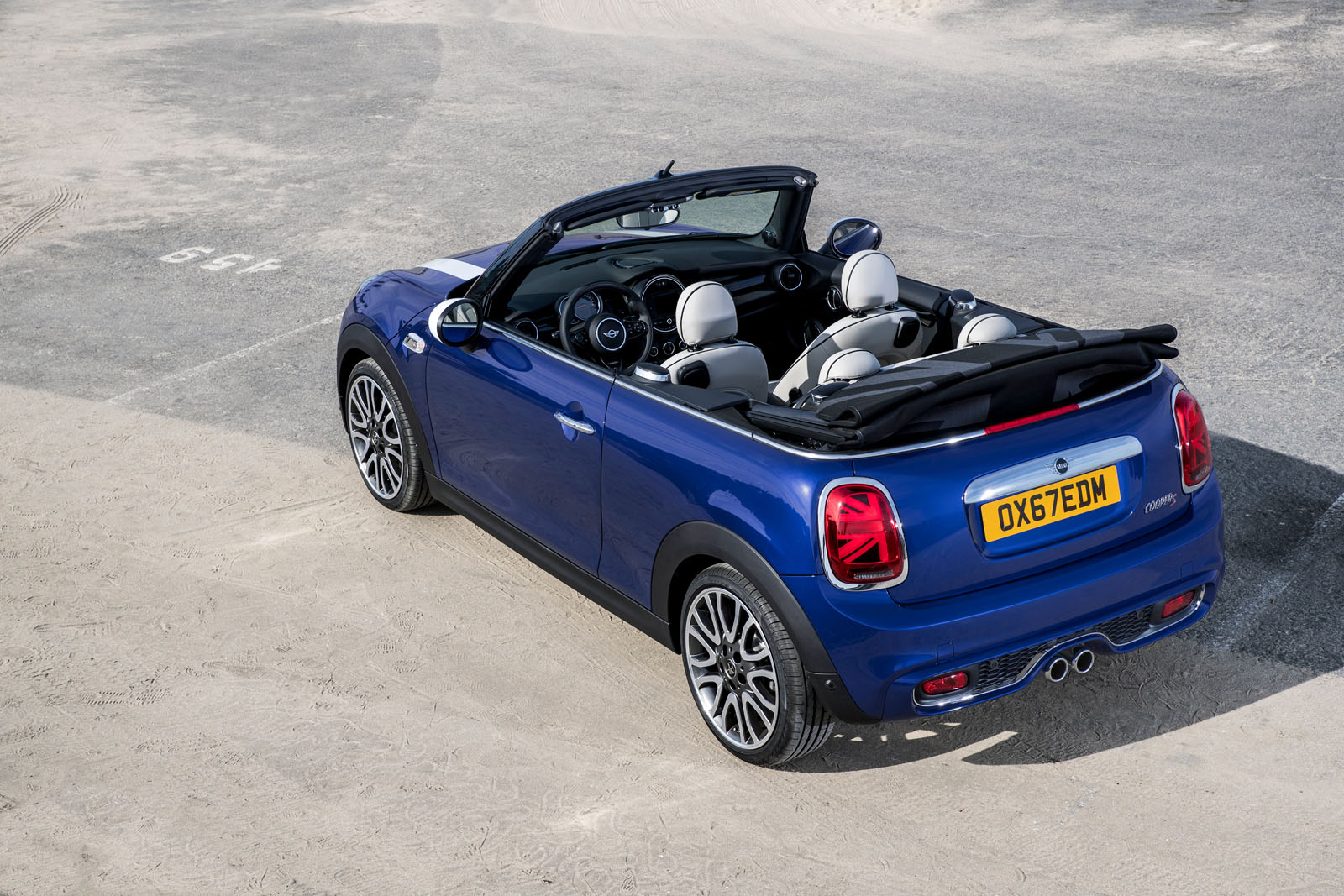 2019 MINI Cooper S Convertible Review