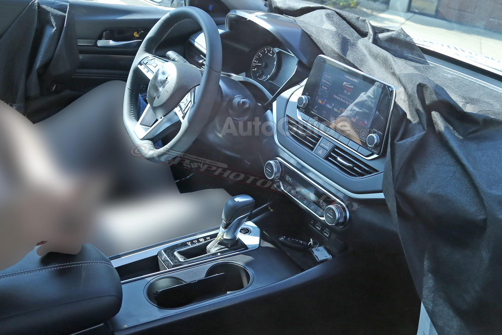 ... 2019 Nissan Altima Spy Photos 21 ...