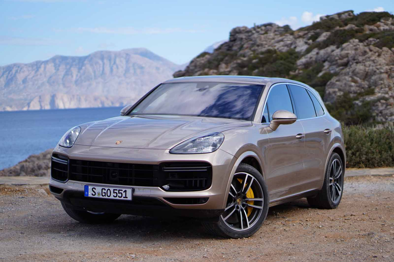 Used Porsche Cayenne >> 2019 Porsche Cayenne Review and First Drive - AutoGuide.com