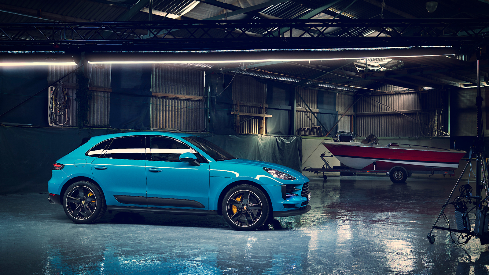 2019 Porsche Macan Facelift Adds Enhancements Inside And Out