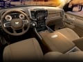 2019 Ram 1500 Laramie Longhorn – Mountain Brown Interior
