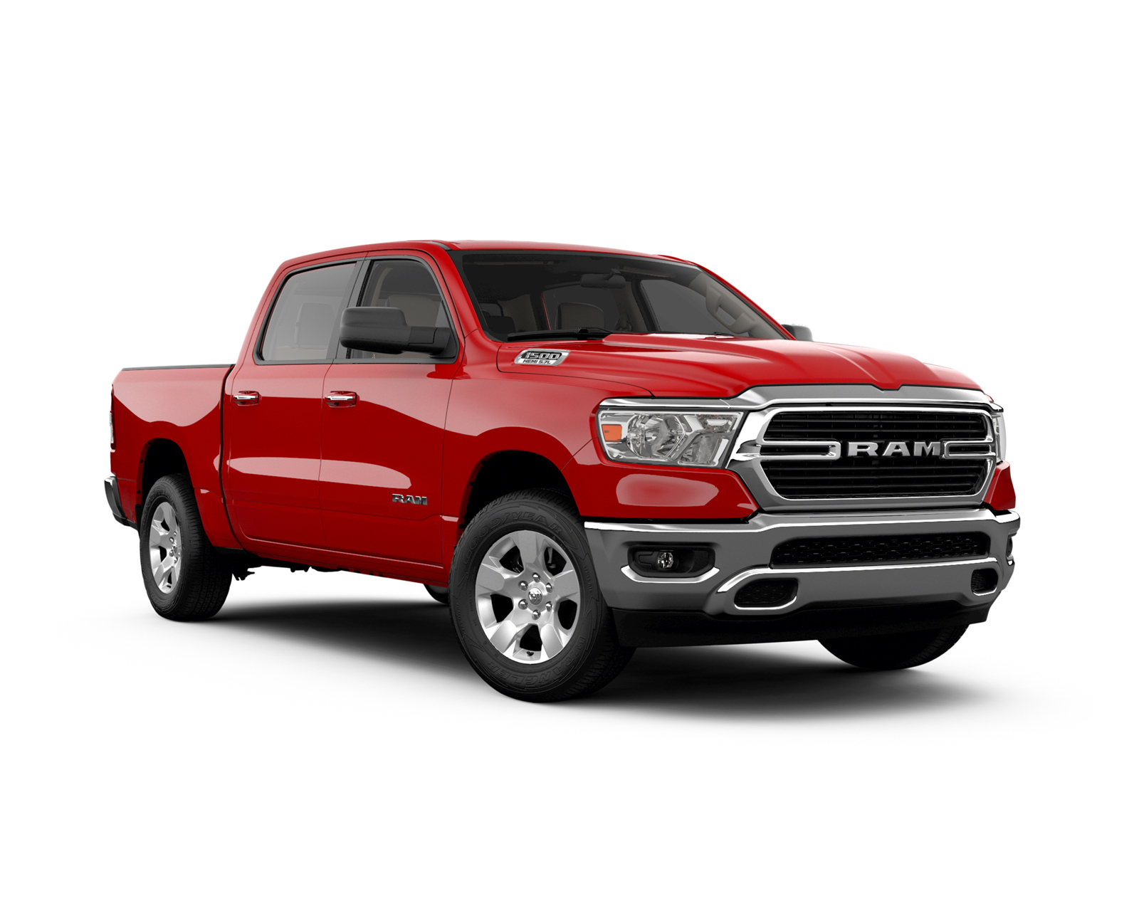 2019 Ram 1500 Lone Star Is A Truck That Calls Texas Home