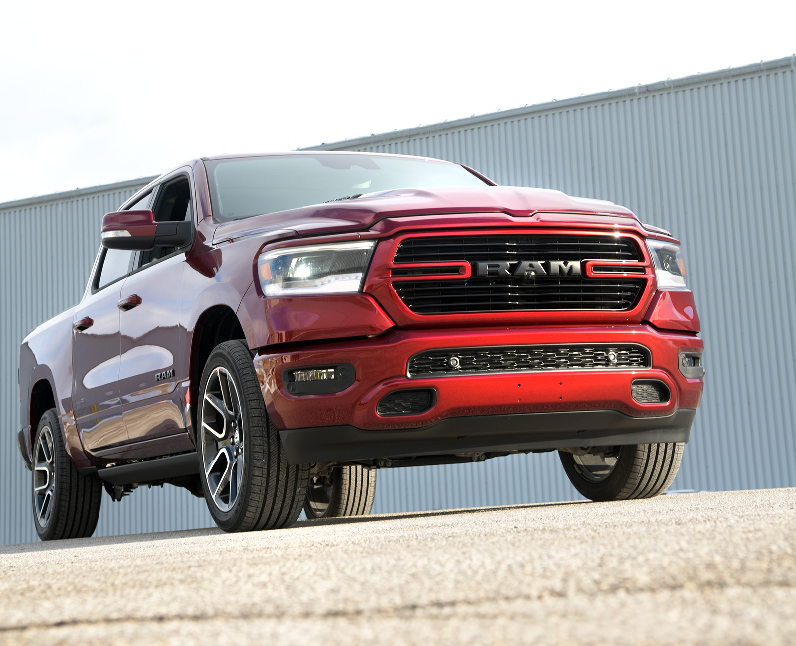 Canada Gets Its Own Special 2019 Ram 1500 Sport