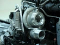 Cummins 6.7 liter isolated turbo