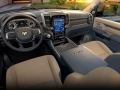 2019 Ram Heavy Duty Limited Light Frost-Indigo interior