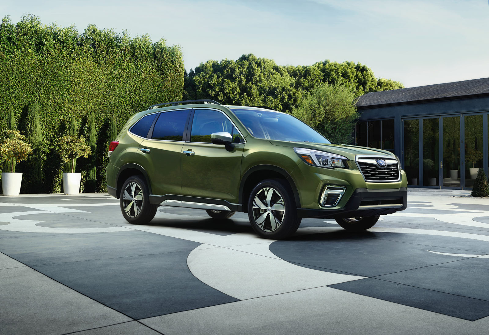 2019 Subaru Forester Breaks Cover And It Looks The Same Autoguide