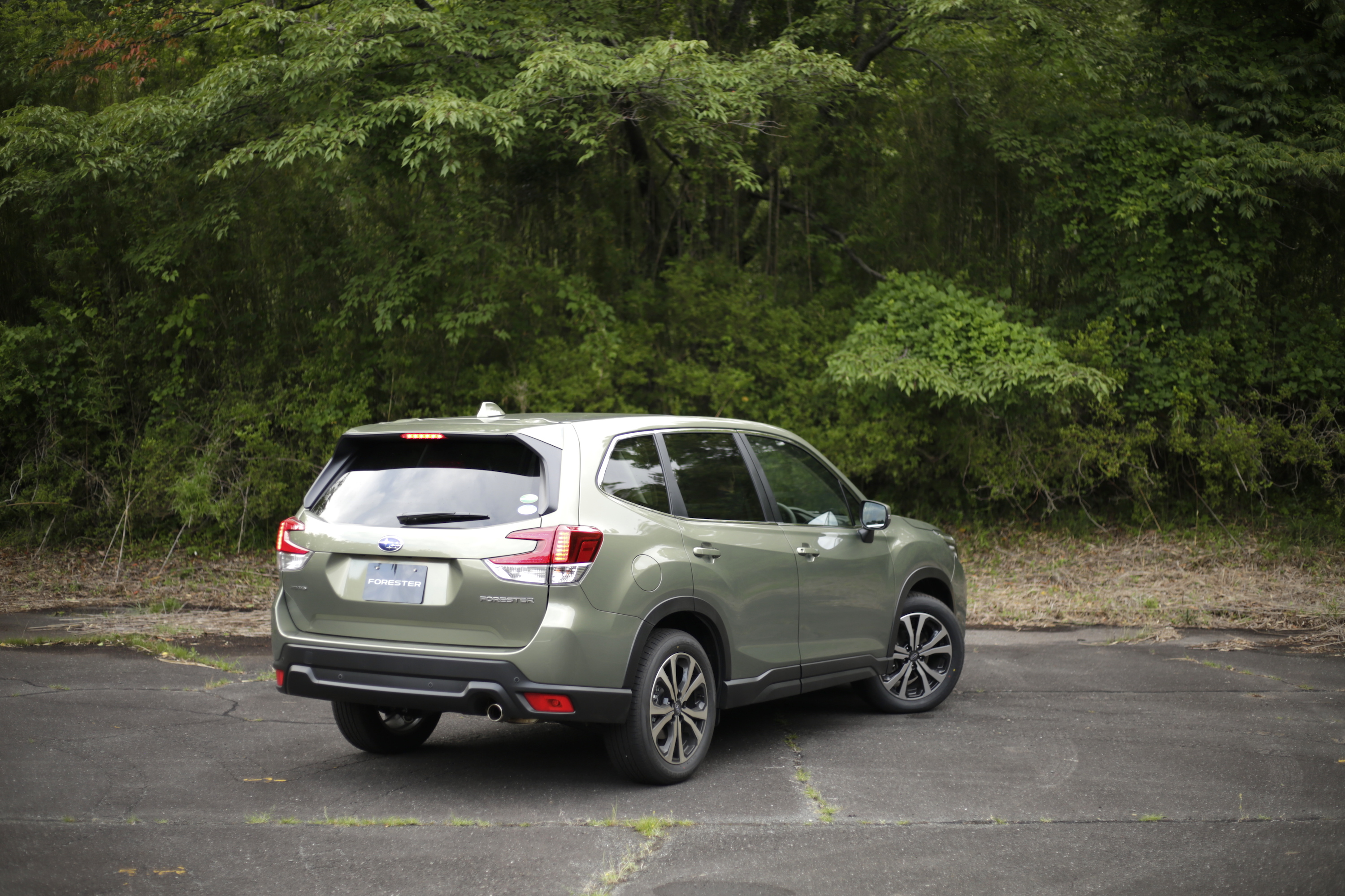 Subaru Forester 2019 Review >> 2019 Subaru Forester Review Autoguide Com
