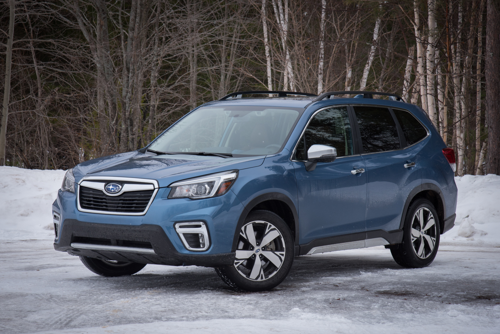 2019 Subaru Forester Pros And Cons Road Trip Edition