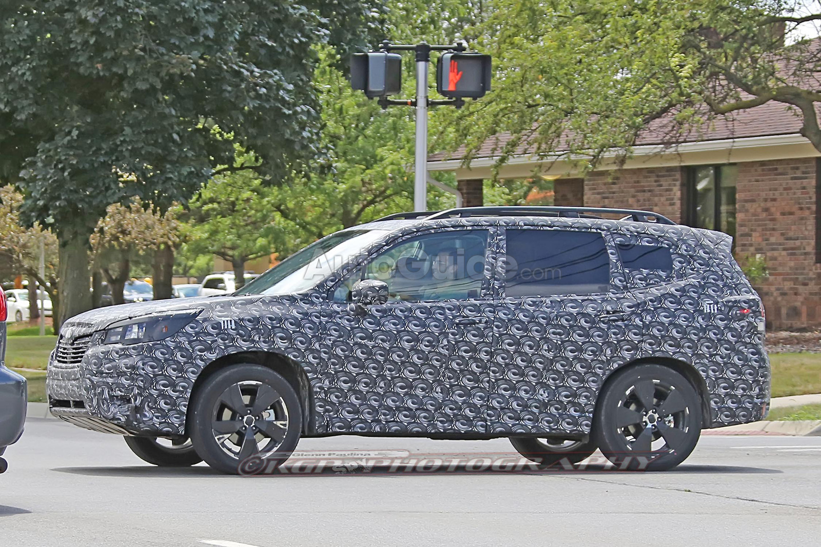 Tesla 2019 >> 2019 Subaru Forester Spied Testing on Public Roads ...