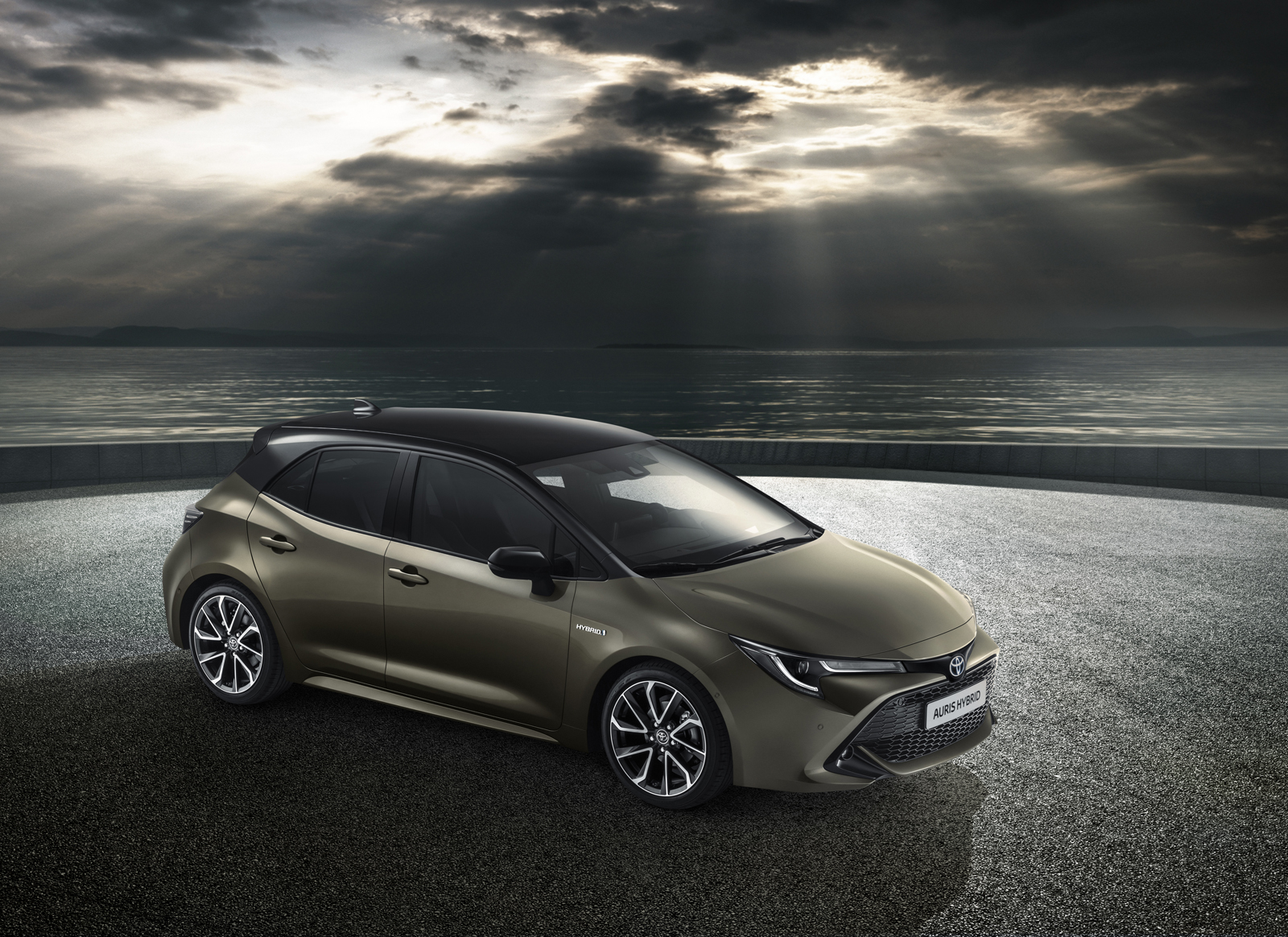 2019 Toyota Auris Signals New Corolla For Us Autoguide Com News