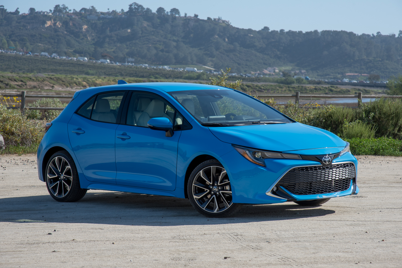 9 Things to Know About the 2019 Toyota Corolla Hatchback: The Short