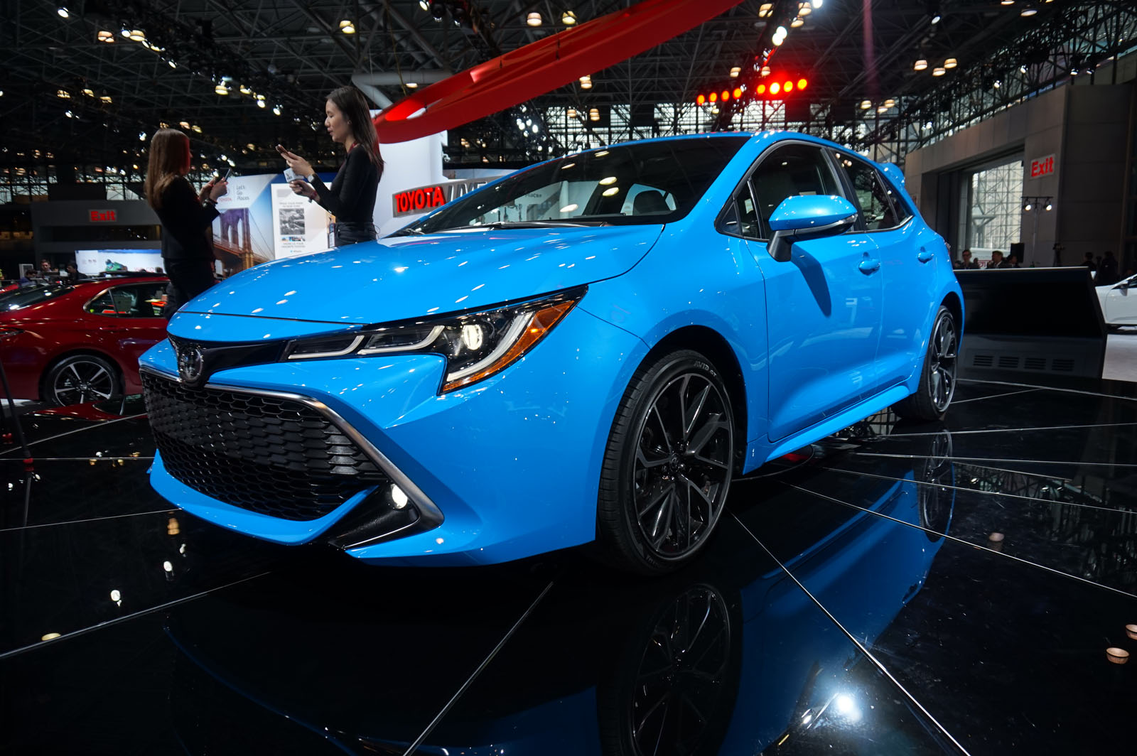 2019 Toyota Corolla Hatchback Lands With Brand New 2 0l Engine