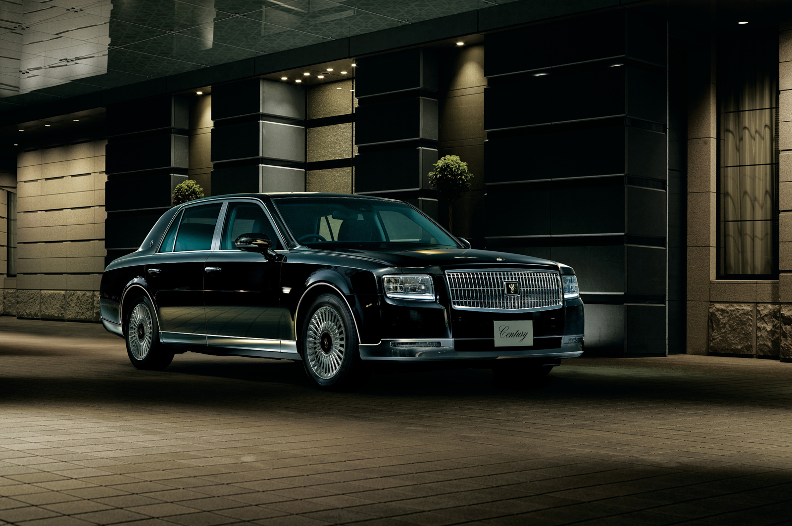 The New Toyota Century is Worth Every Penny of its $178k ...
