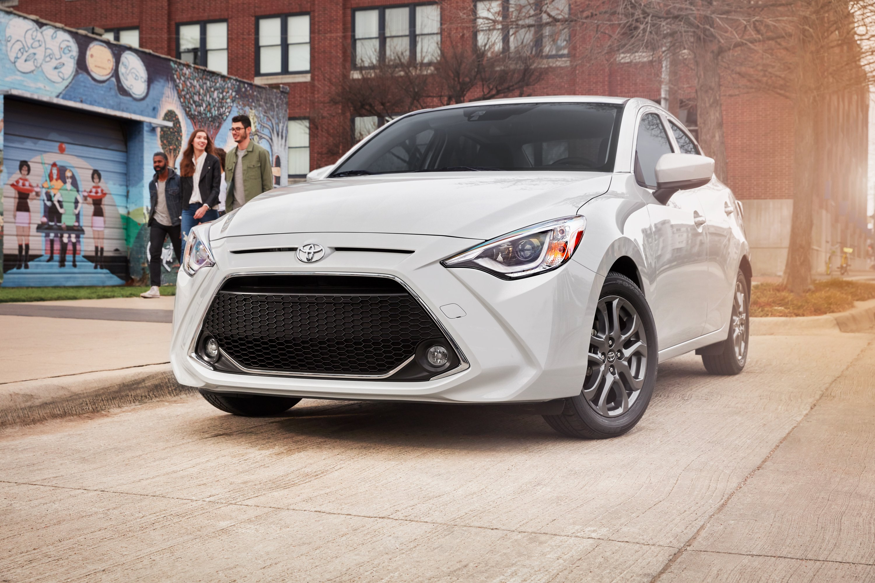 2019 Toyota Yaris Sedan Debuts 5 Things You Need To Know 187 Autoguide Com News
