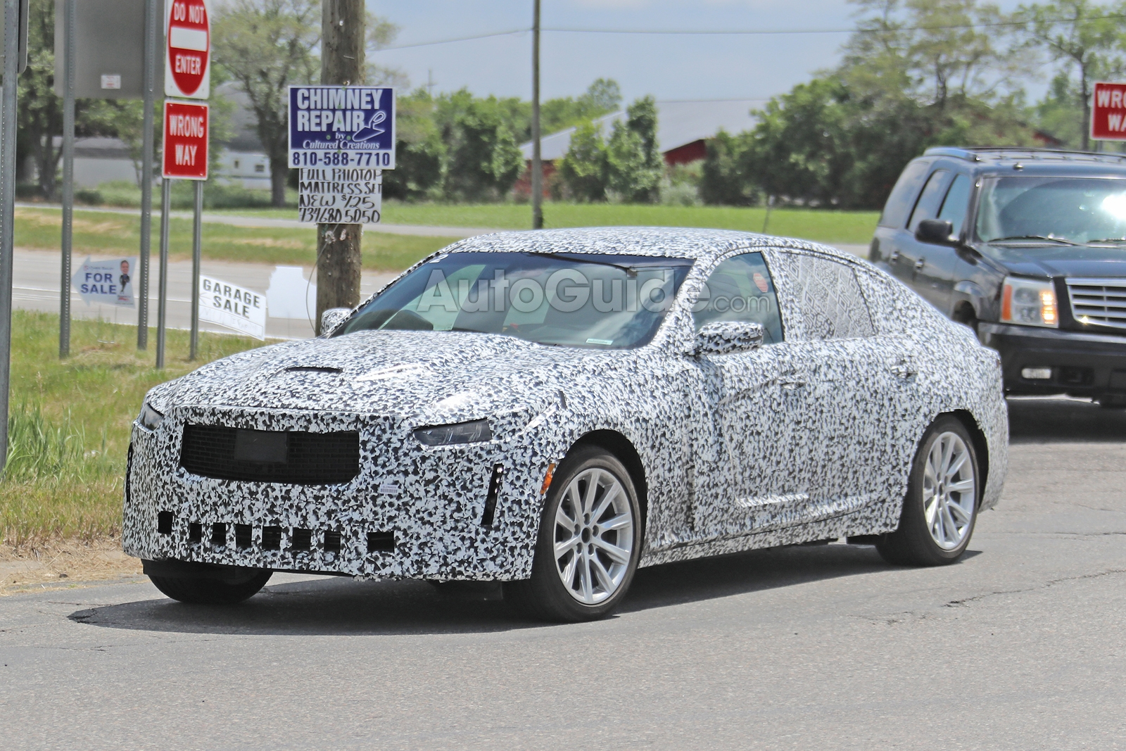 Cadillac-CT5-Spied-6