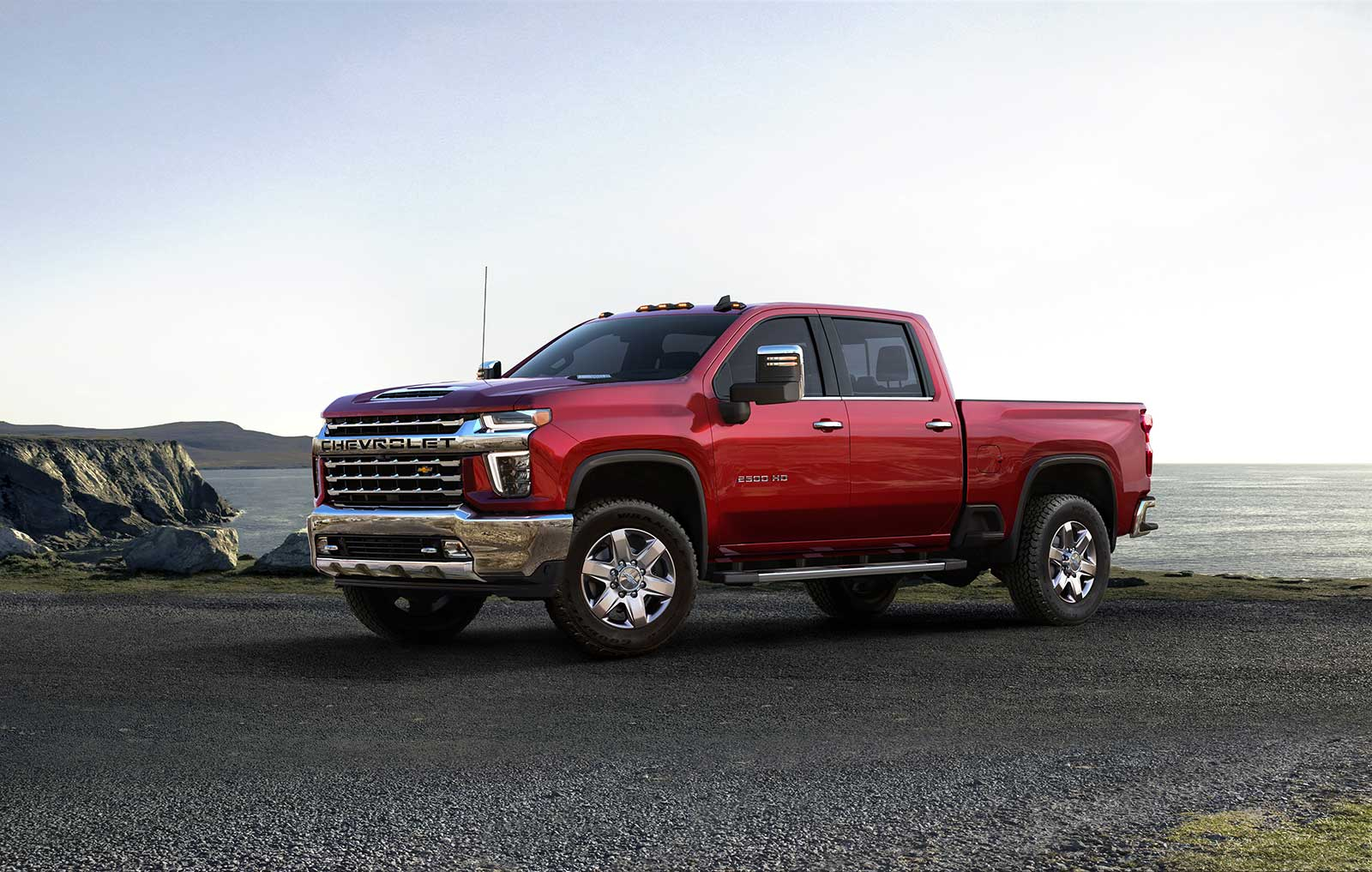 2020 Chevy Silverado HD Brings Fight to Ford and Ram This ...