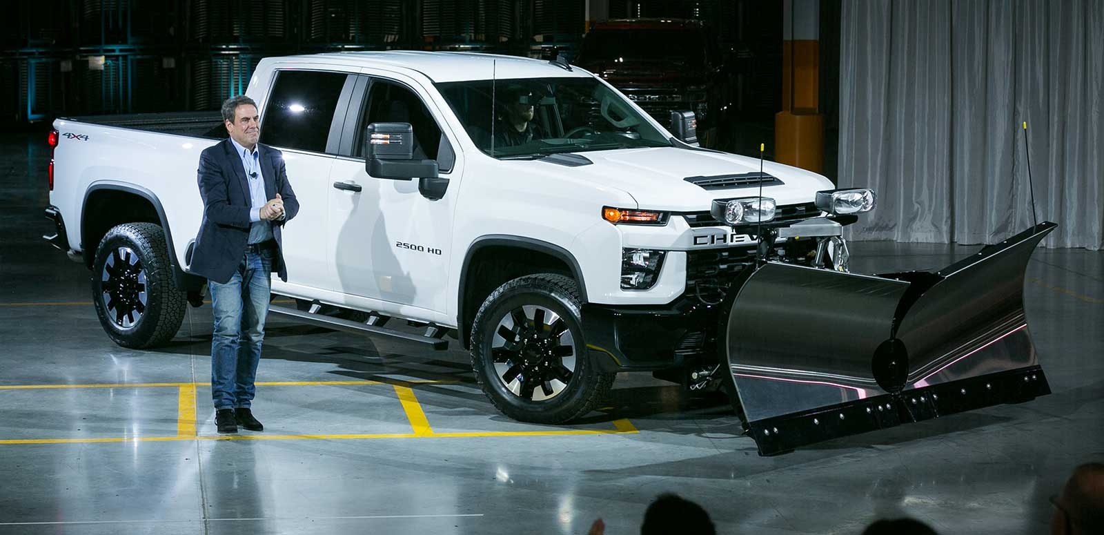 2020 Chevy Silverado Hd Brings Fight To Ford And Ram This Summer