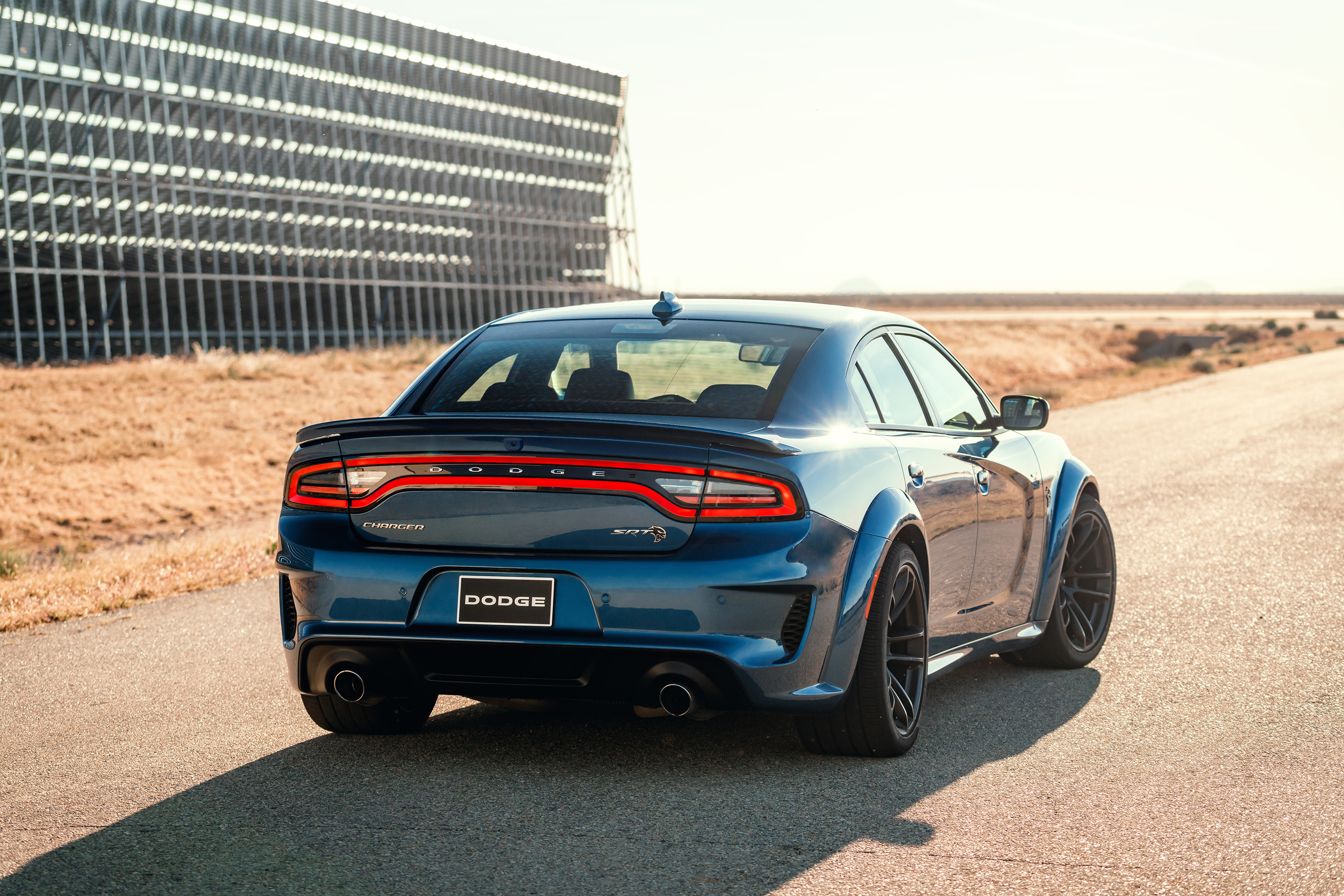 2020 Dodge Charger Hellcat And R T Scat Pack Gain Wide Body