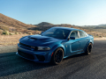 The 2020 Dodge Charger SRT Hellcat Widebody is the most powerful and fastest production sedan in the world