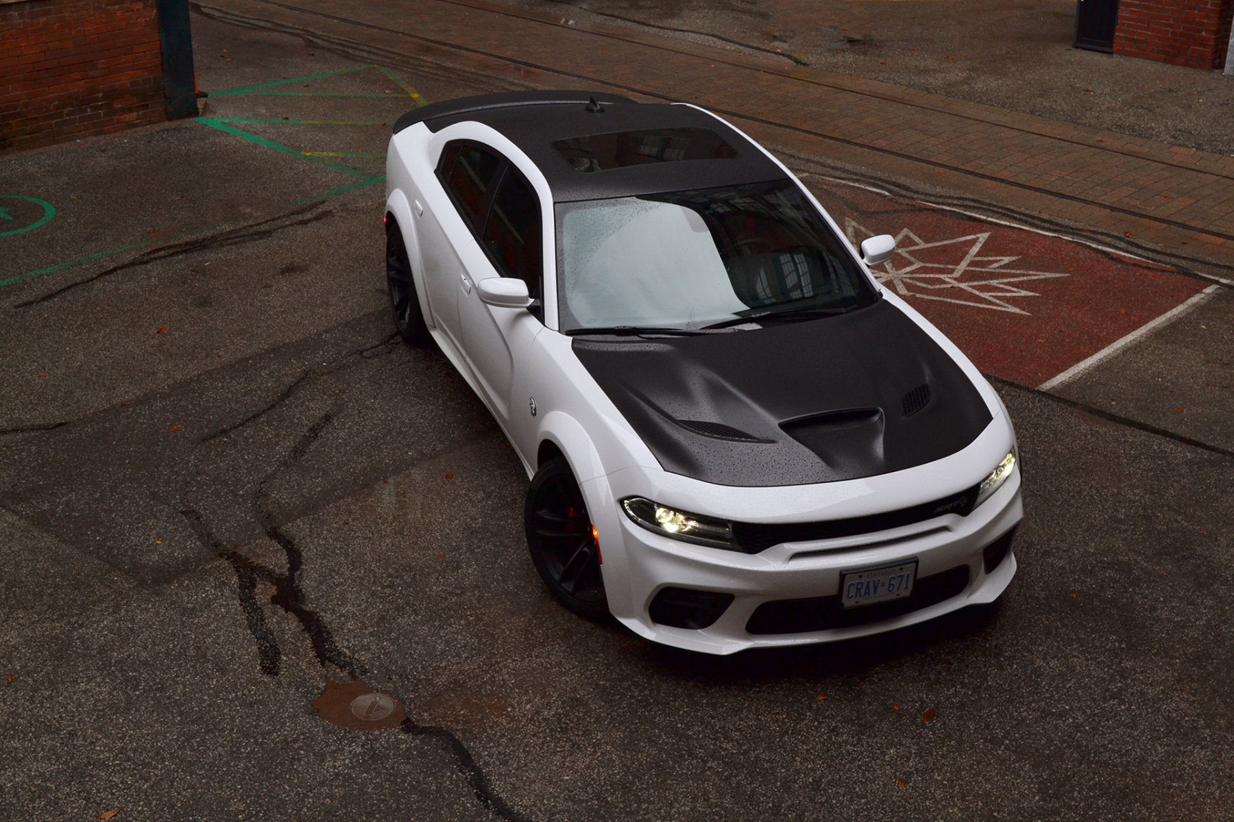 2020 Dodge Charger Srt Hellcat Widebody Review The Friendly Demon Autoguide Com