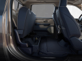 2020 Ram 1500 – Rear Seat lifted with Flat-load Floor Bin Out
