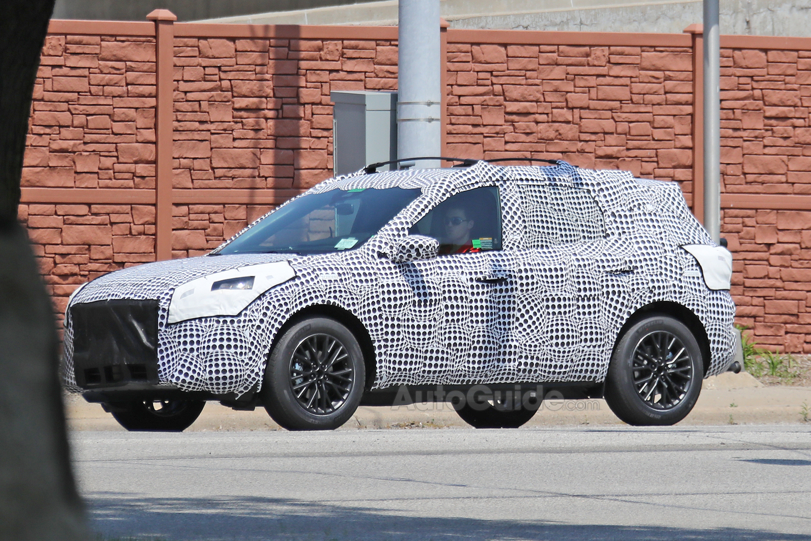 Ford escape plug in spied 1