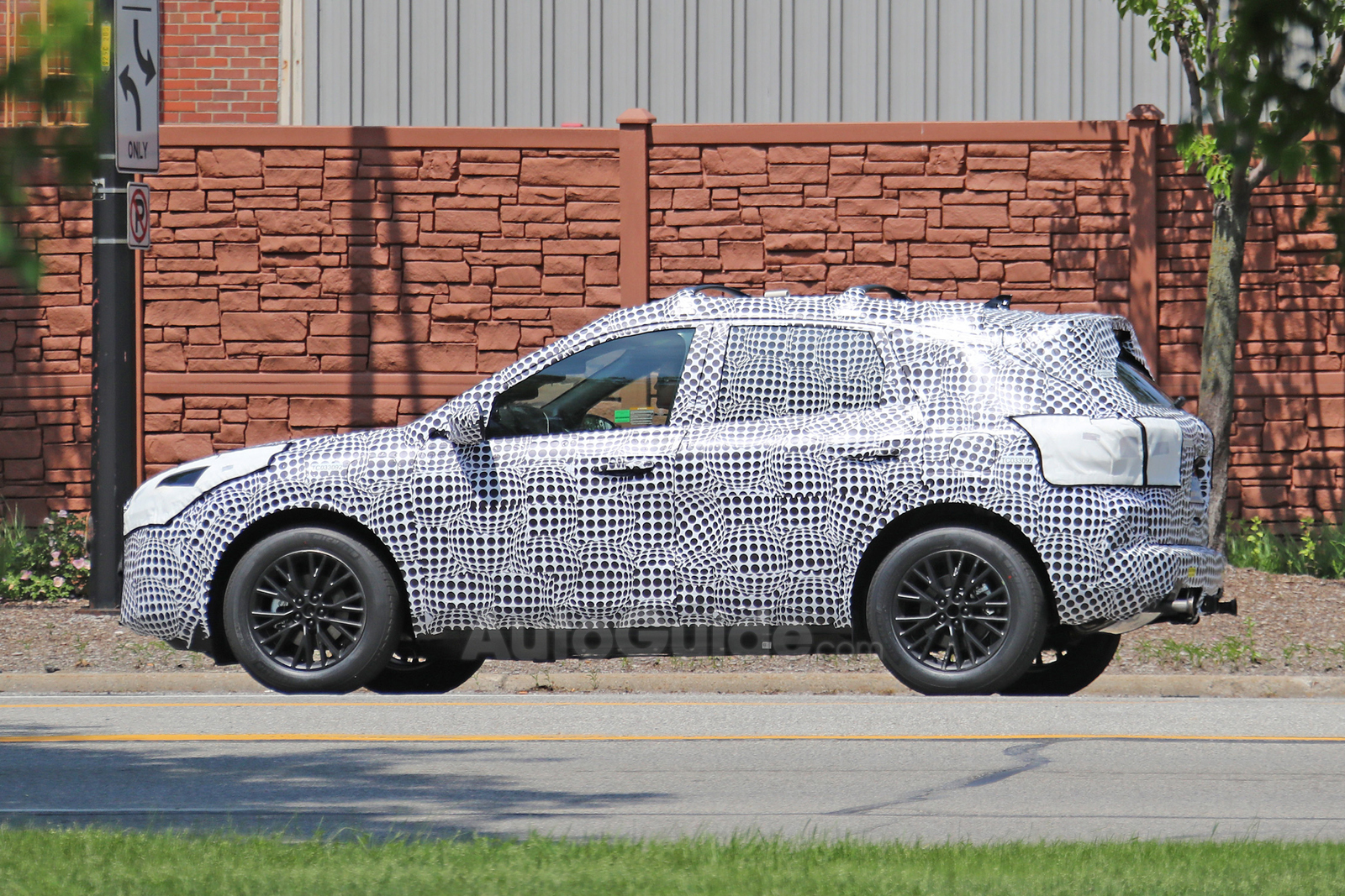 2020 Ford Escape Spied Potentially With Plug In Hybrid Powertrain