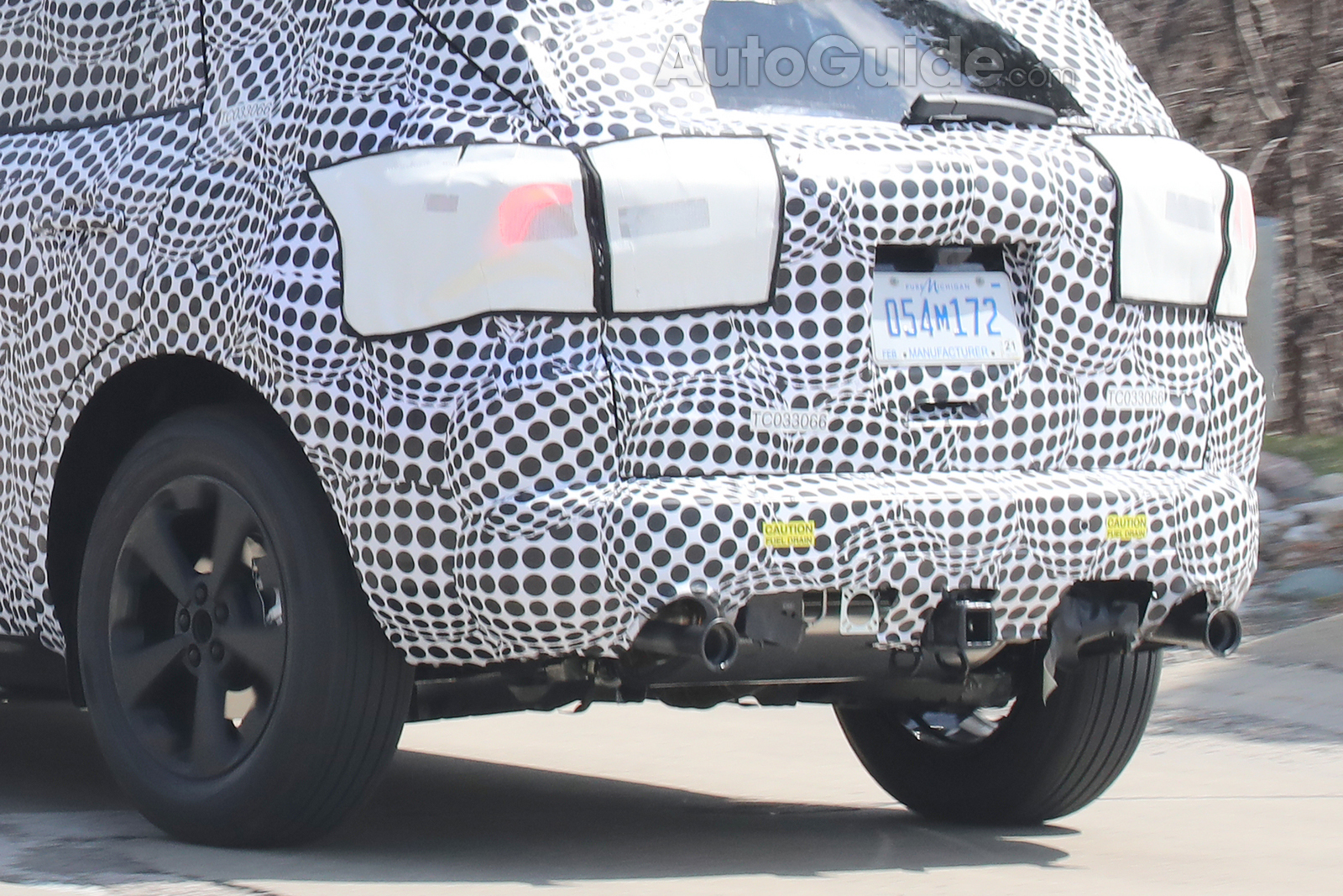 2020 Ford Escape Spied Looking Like The New Focus Autoguide Com News